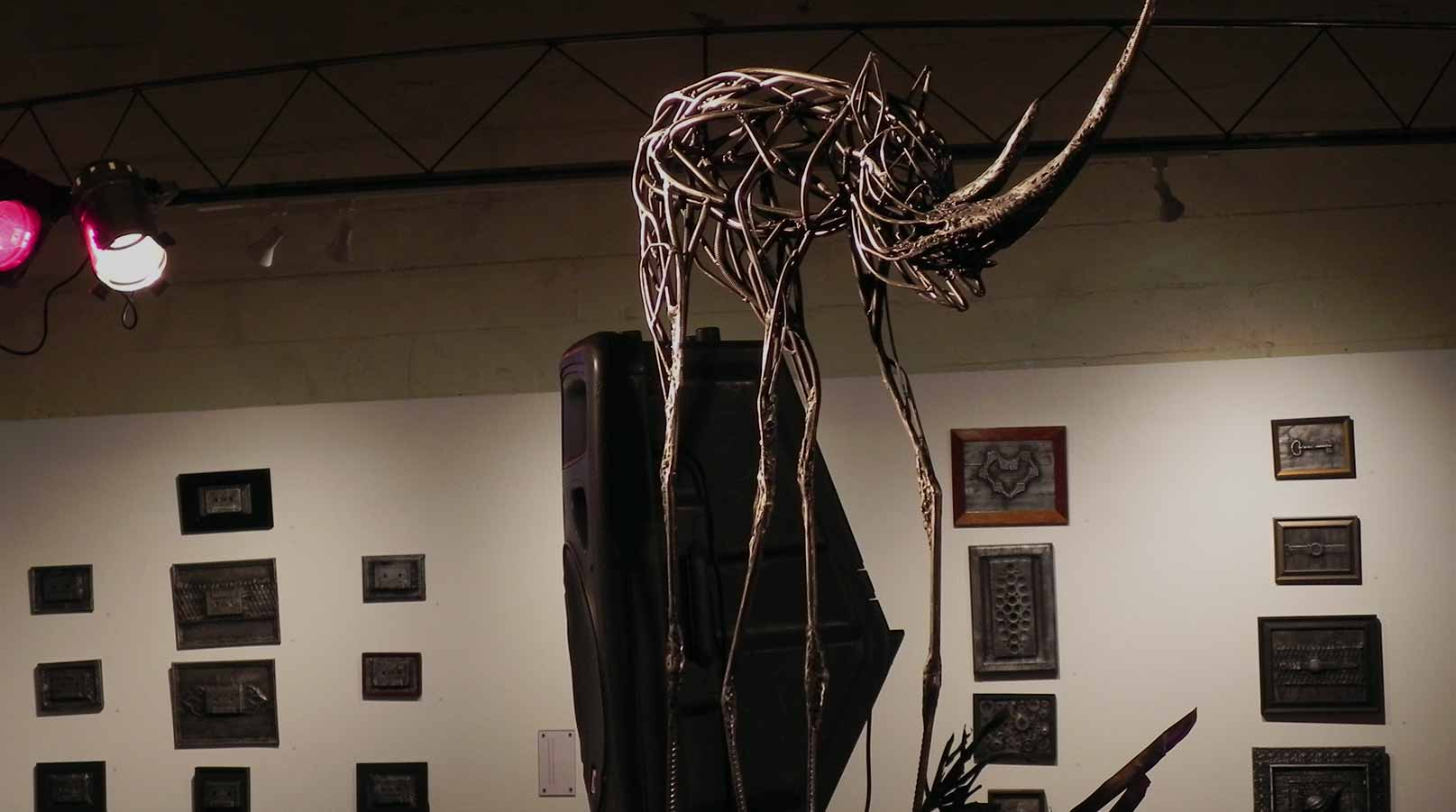 Salvador Dali Sculpture by Truax Designs