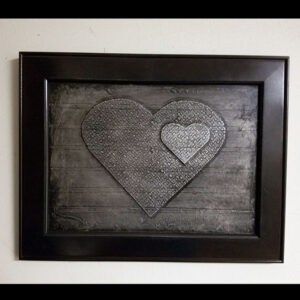 Puzzel Heart by Truax Designs